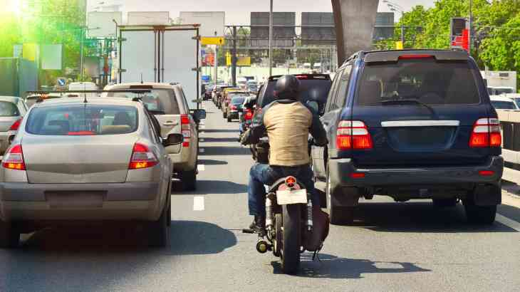 ПДД из-за мотоциклистов пока менять не планируют