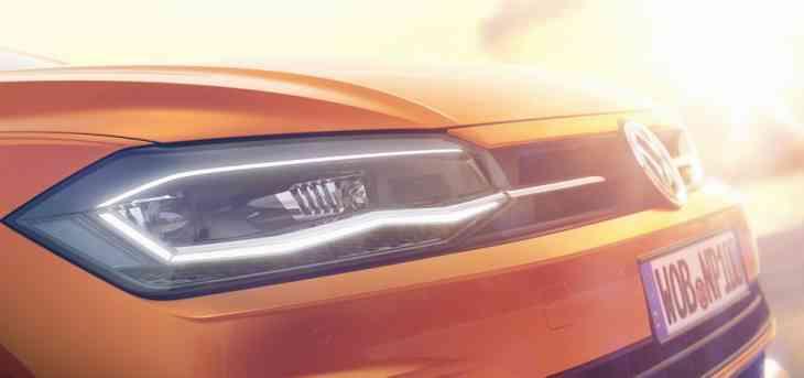 Volkswagen Polo новой генерации: официальные изображения