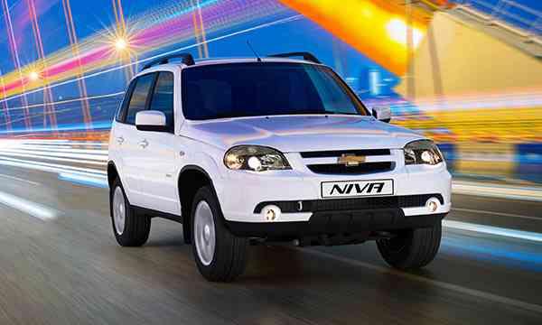Начались продажи Chevrolet Niva казахстанской сборки