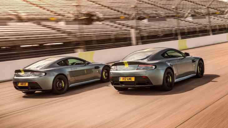 Aston Martin представила первый спорткар суббренда AMR
