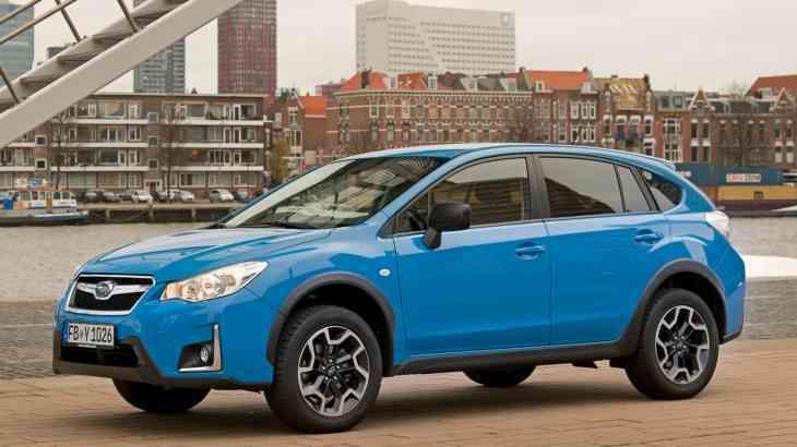 Subaru объявила о спецпредложении по Trade-in для российских клиентов