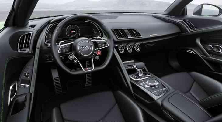 Рассекречена самая мощная открытая модель Audi