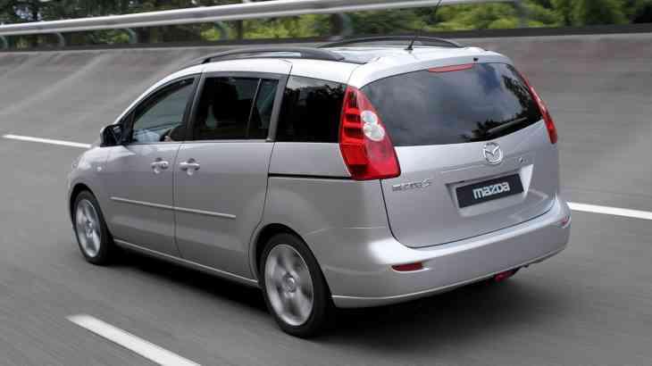 Японский производитель объявил об отзыве более 4 500 Mazda5 в России