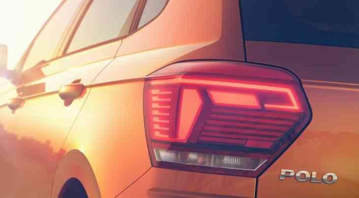 Перед премьерой: очередной видеотизер нового Volkswagen Polo