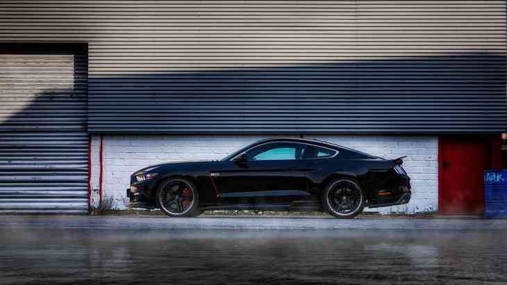 Ford Mustang получил 705 «лошадей»