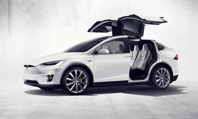 Tesla Model X показал рекордный результат при краш-тесте по методике NHTSA