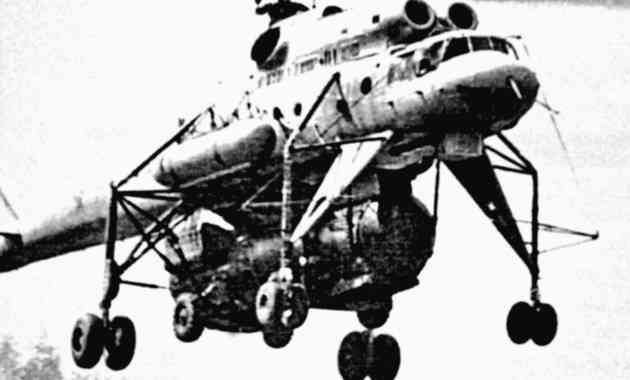 Электромобили атакуют с неба: советские военные машины на электротяге
