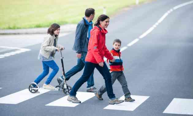 Увеличение штрафа за отказ уступить дорогу пешеходам рассмотрит Госдума