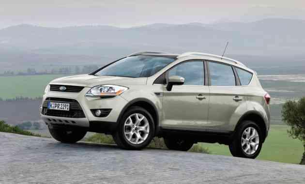 В России отзывают Ford Kuga из-за риска возгорания