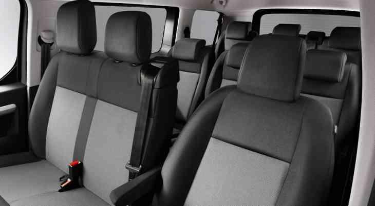Минивэн Citroen SpaceTourer выходит на российский рынок. Известны цены