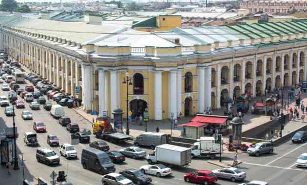 ТОП-10 самых аварийных мест Санкт-Петербурга в 2017 году