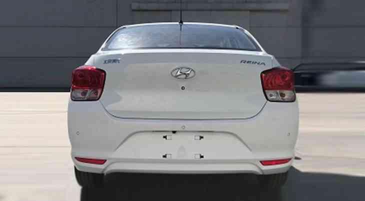 Рассекречен серийный «бюджетник» Hyundai Reina