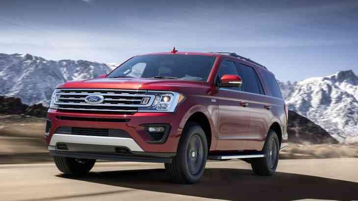 Внедорожник Ford Expedition «заточили» под внедорожье
