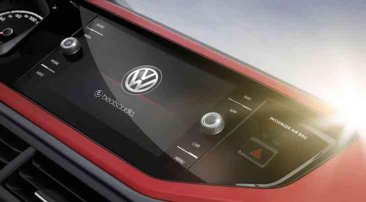 Volkswagen Polo нового поколения представлен официально