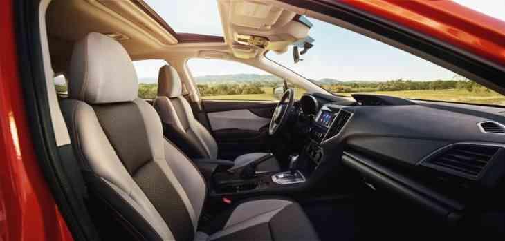Subaru опубликовала цены на новое поколение кроссовера XV