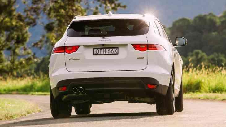 Jaguar отзывает дизельные F-Pace, XE и XF: «дикие кошки» могут сгореть