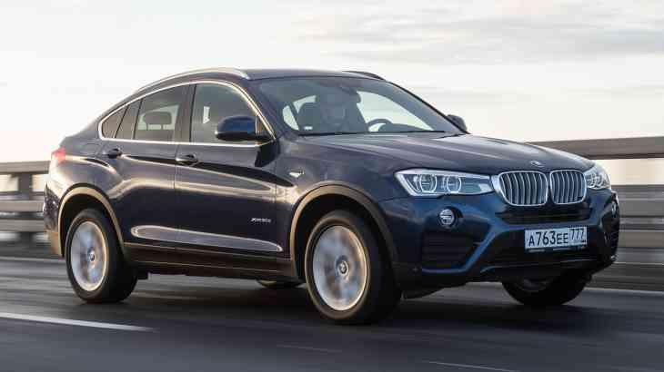 BMW калининградской сборки могут отправиться на экспорт