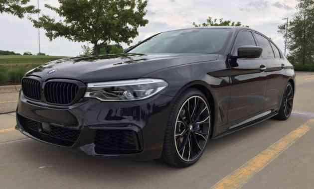 Честный отзыв о топовой BMW 5 Series от владельца прежних поколений
