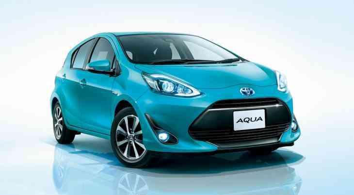 Другой дизайн и версия Crossover: Тойота обновила хэтч Aqua