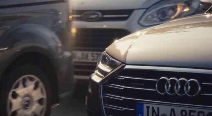Audi показала салон седана A8 следующего поколения