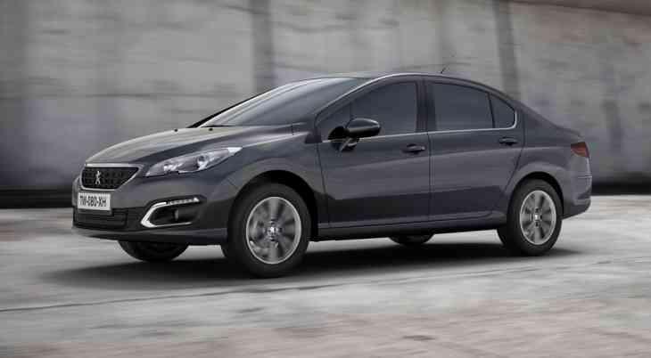 Объявлены российские цены рестайлингового Peugeot 408