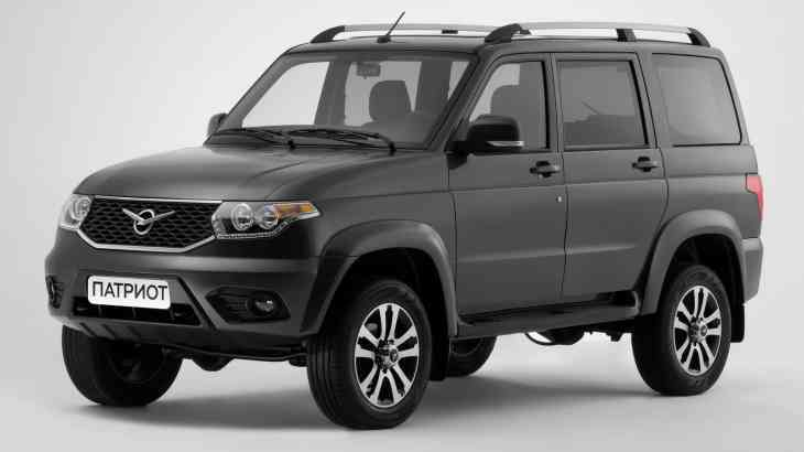 УАЗ Патриот и Пикап начали завозить в Эквадор