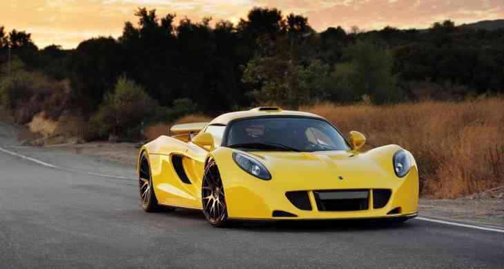 Новый Hennessey Venom F5 готовится обогнать Bugatti Chiron