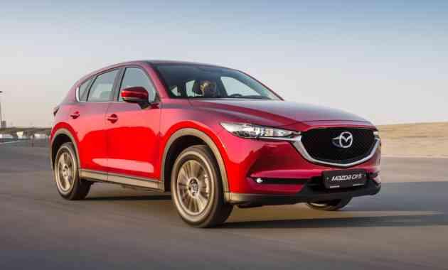 Новый кросс Mazda CX-5 для России: дата старта продаж, оснащение и цены