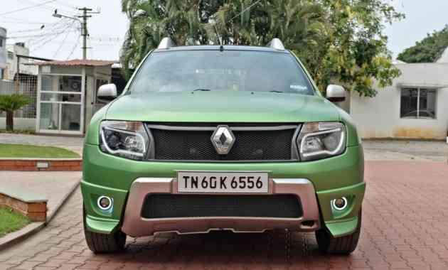 Бюджетный тюнинг: Renault Duster от индийских кастомайзеров