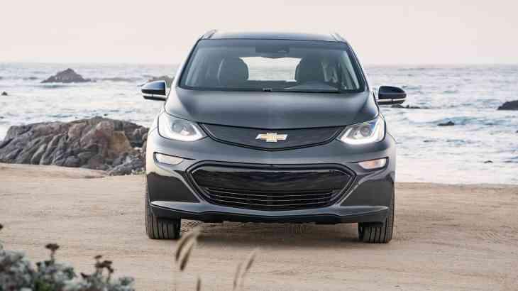 Компактный Chevrolet Bolt удивил специалистов по краш-тестам