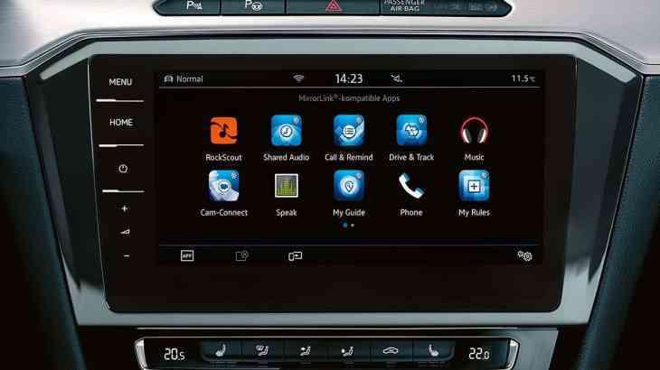 Volkswagen Passat обзавелся новой комплектацией в России