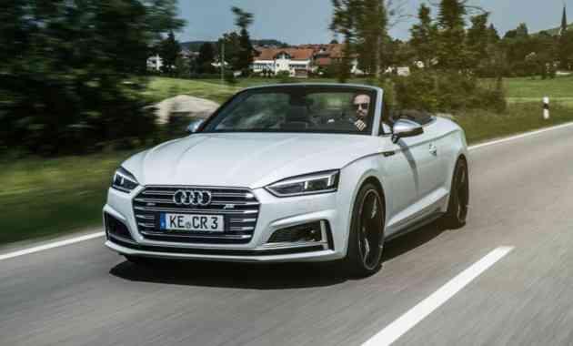 Audi S5 получил «прокачку» мощности