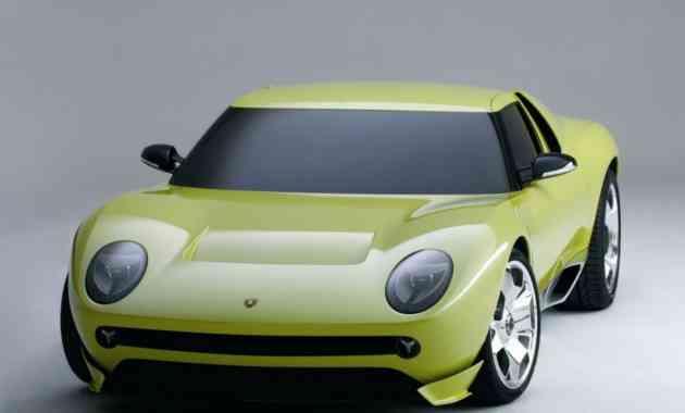 Легендарная Lamborghini Miura может получить преемника