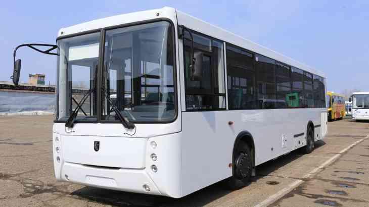 Газовые автобусы «дочки» КАМАЗа отправились в Саратов