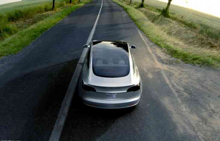 Автомобили Tesla будут собираться в Китае