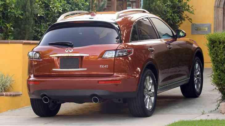 Infiniti отзывает в России более 8 000 автомобилей