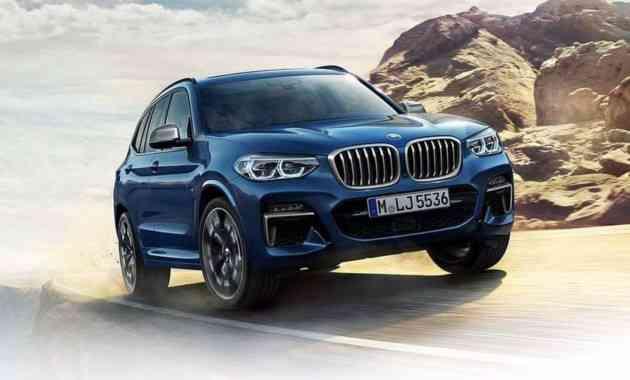 Новый BMW X3: в сеть утекли официальные фото