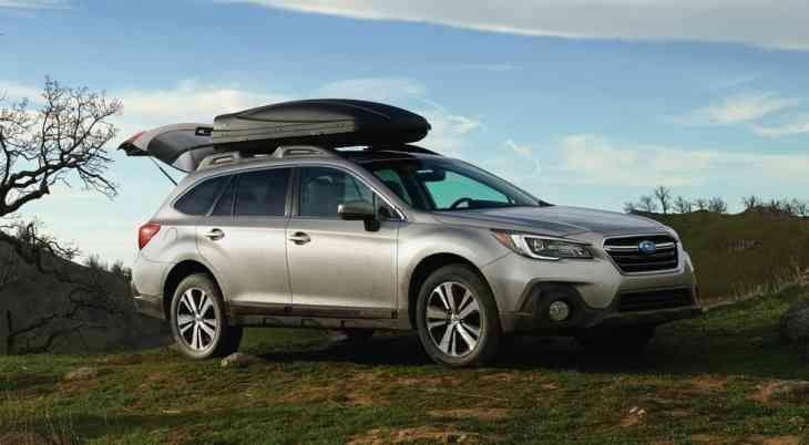 Названы цены на Subaru Outback 2018-го модельного года