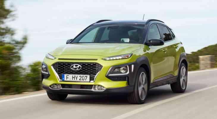 Компактный «паркетник» Hyundai Kona выходит на рынок