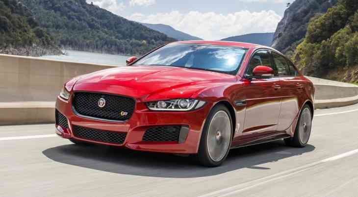 Для трёх моделей Jaguar доступен новый мотор
