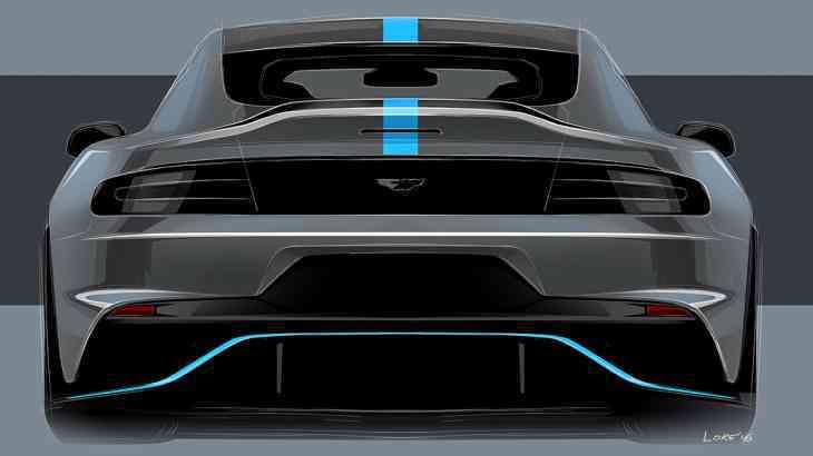 Aston Martin отправит свой первый электромобиль RapidE в серию