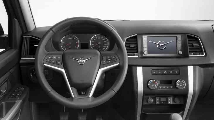 Система помощи водителю автомобилей УАЗ получит новые функции