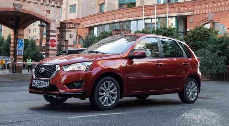 Почти 18 000 автомобилей Datsun отзывают в РФ из-за возможной утечки топлива