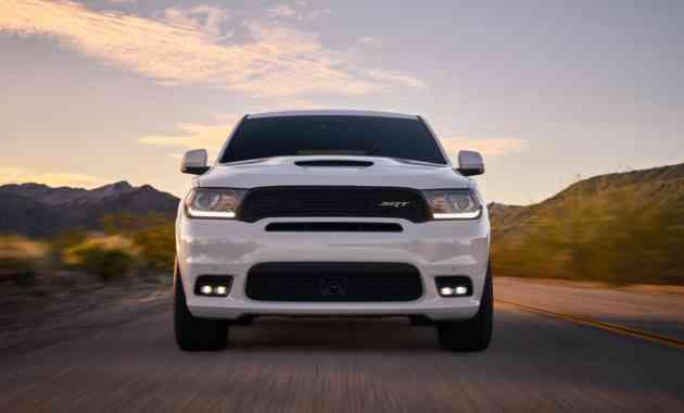 Dodge Durango R/T получил обвес от SRT