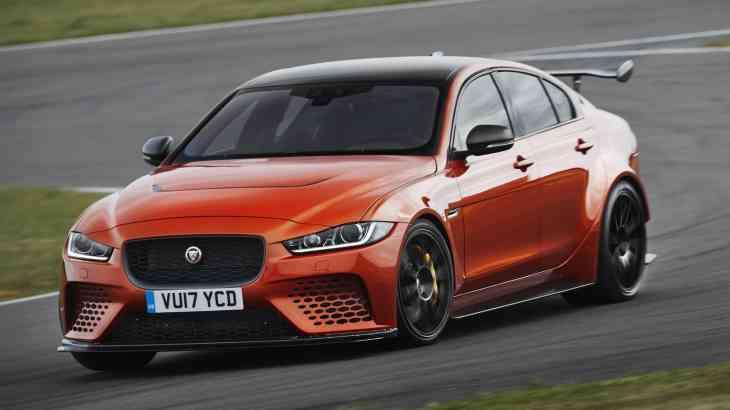 Рассекречены самый быстрый Jaguar и его цена