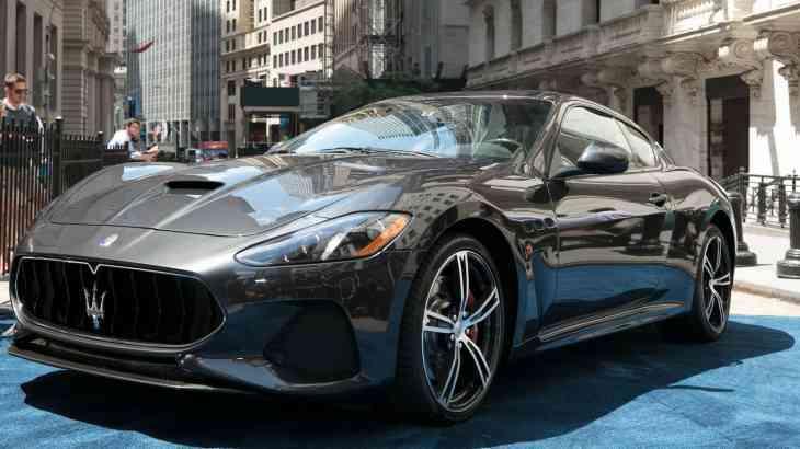 Maserati «выкатила» рестайлинговую GranTurismo
