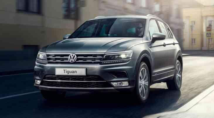 Volkswagen открыл в России цифровые шоу-румы