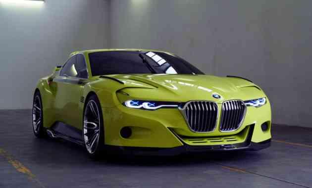 BMW готовит конкурента Tesla Model 3