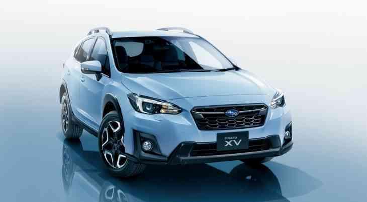 Новый Subaru XV успешно стартовал на домашнем рынке