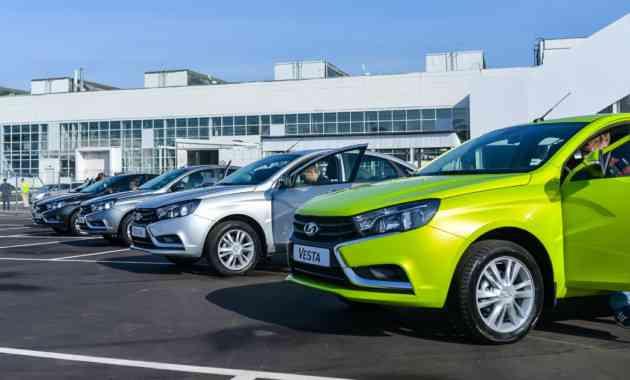 АВТОВАЗ собирается увеличить объём производства в 2017 году